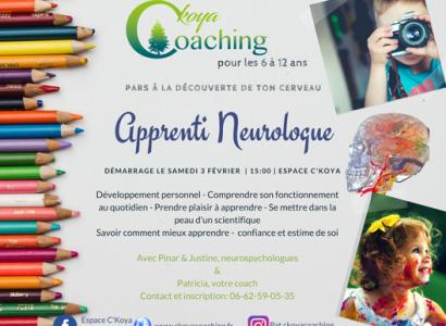 Atelier développement personnel coaching enfant Fontenay-aux-roses